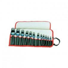 ATORN Пробойники с ручкой, 3-20 мм, DIN 7200 A 3,6,8,10,16,20 мм, наб. из 6 шт.