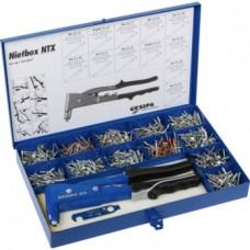 GESIPA Nietbox Клещи заклепочные ручные NTX с заклепками