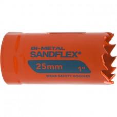 Коронка биметаллическая BAHCO Sandflex, 19 мм