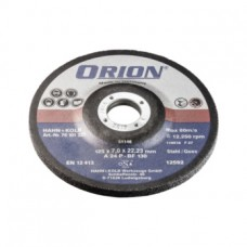ORION диск обдирочный по металлу 115x7,0x22,2 мм, твердое исполнение