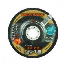 RHODIUS Диск отрезной и шлифовальный 115 x 1,9 x 22,2 мм - XTK35