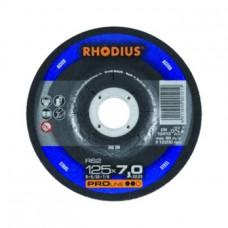 RHODIUS Диск зачистной по металлу 115х6х22,2 мм