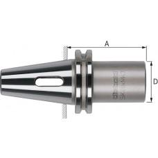 DIEBOLD Оправка фрезерная комбинированная SK 40 x КМ 2DIN 69871