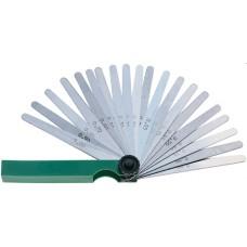 ORION Щупы (наб. из 20 пластин) 0,10 - 2,00 мм