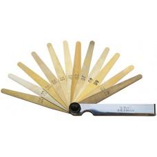 Щупы антимагнитные (наб. из 12 пластин) 0,10 - 0,80 мм