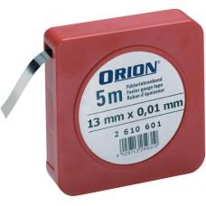 ORION Лента калибровочная 13ммx5м, номинальная толщина 0,95 мм