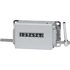 Счетчик числа ходов с жестким рычагом и ключом, 6-позиционный привод лев./прав. ход