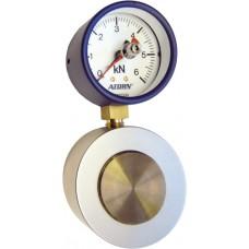 ATORN Динамометр гидравлический, ДИ 0 - 25 кН, цена деления шкалы 0,5 кН