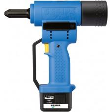GESIPA Аккумулятор запасной 14,4 В Li-Ion 1,3 A-ч, для AccuBird и FireBird