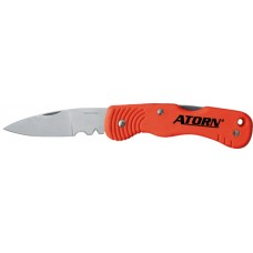 ATORN Нож универсальный 191 мм, красная рукоятка