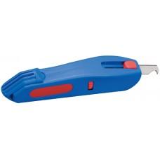 ORION Нож для кабеля d 4 - 28 мм, с выдвигающимся изогнутым лезвием