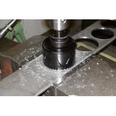 ATORN Сверло корончатое HSS биметаллическое 121 мм без хвостовика