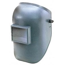 Щиток из стеклопластика для защиты рук сварщика, с наголовником, в комплекте с линзами DIN 9A1